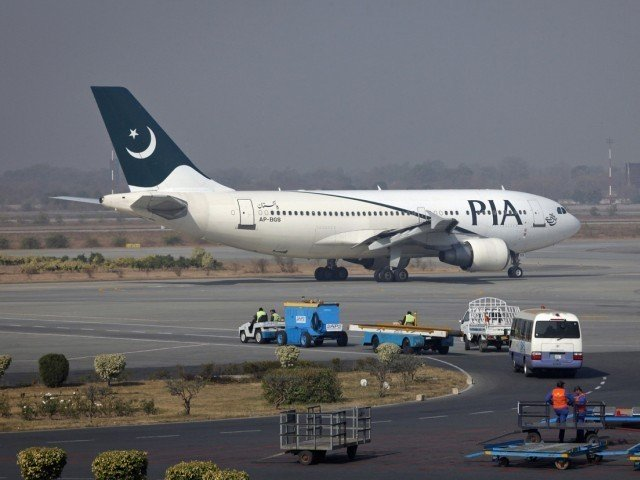 """Global airlines body IATA says that irregularities found in pilot licences at Pakistan International Airlines represent a """"serious lapse"""" in safety controls. PHOTO: FILE"""