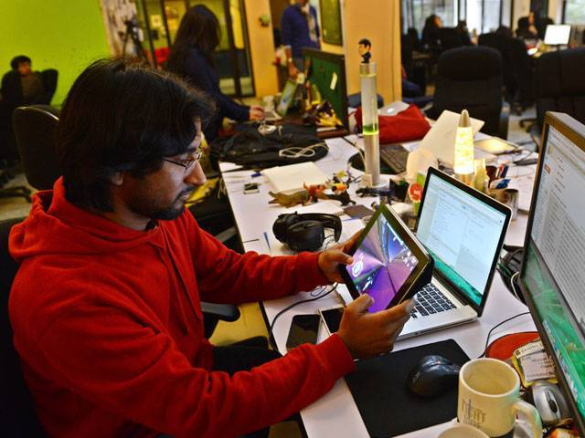 It's time we started giving start-ups like these the airtime they need and help them push innovation forward. PHOTO: AFP