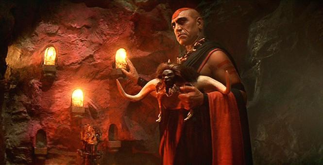 Amrish Puri initially refused Steven Spielberg's 'Temple of Doom'