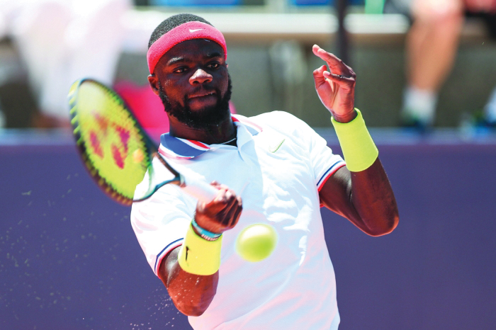 Frances Tiafoe tests positive for COVID-19, exits Atlanta tennis event